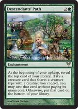 Avacyn Restored ~ DESCENDANTS' PATH rare Magic the Gathering card