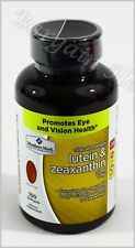 Member's Mark Lutein 25mg & Zeaxanthin 5mg 150 Softgels New Free Shipping