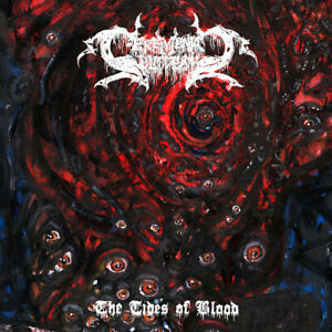 Ceremonial Bloodbath – The Tides Of Blood  (CD)