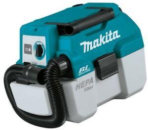 MAKITA DVC750LZ 18V LXT BRUSHLESS L CLASS WET/DRY VACUUM BODY NEW