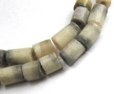 """9"""" STRAND OF 30 RARE SMALL AMAZING ANCIENT GRADUATED BANDED AGATE MALI BEADS"""