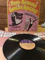 "Fred Astaire & Ginger Rogers - Top Hat / Shall We Dance 12"" Vinyl LP album"