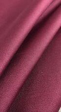 Maroon Heavy Duty 600d  PVC coated Waterproof Polyester Outdoor Fabric.