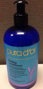 Pura d'or: Premium Organic Argan oil Conditioner for Hair (16 fl. oz.)