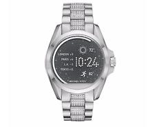 Michael Kors Access Bradshaw Pave Digital Bracelet Smart Watch MKT5000