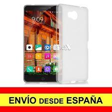 Funda Silicona para ELEPHONE P9000 LITE Protector Tamizada ¡España! a2369
