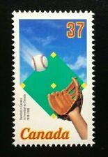 Canada #1221 MNH, Baseball in Canada Stamp 1988