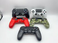 Official Sony Playstation 4 Controller Bundle *Spares & Repairs* X5