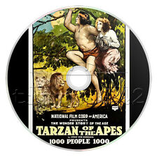 Tarzan of the Apes (1918) Action, Adventure Movie / Film on DVD