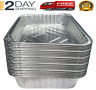 Weber Small Drip Pans Aluminum BBQ Grease Catch Tray Grill Cooking Accessories