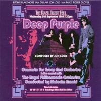 """DEEP PURPLE """"CONCERTO FOR GROUP AND ORCH...""""2CD NEU !!!"""