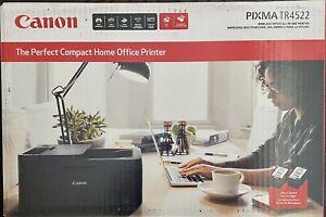 Canon PIXMA TR4522 Inkjet All-In-One Printer-Mobile Print-Wireless-Back College