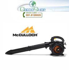 Soffiatore - Aspiratore - Trituratore a scoppio 25cc McCulloch - GBV 325