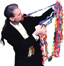 Morris Costumes Two Small Pieces Of Color Tissue Paper Mouth Coils Jumbo. La32