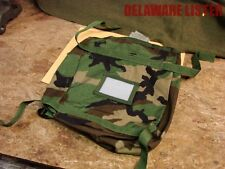 **US Military Army Woodland Camo Molle II Radio Pouch/Bag NSN# 8465-01-465-2057