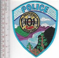 American Indian Tribe Police Washington Hoh Tribal Reservation Police Department