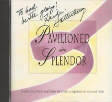 Music CD Pavilioned in Splendor Bullock and Signed by Satterberg