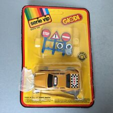VINTAGE 80s#GIODY BMW 520 TAXI VERSION#CARDED