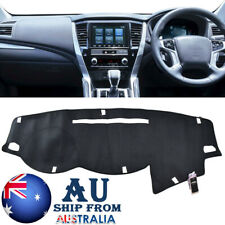 For Mitsubishi Triton MR GLX+ GLS GLR 2019 2020 Dashmat Dashboard Cover Dash Mat