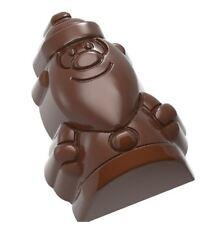 CW1737 Santa Claus - Polycarbonate Chocolate Mould