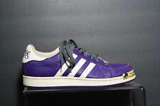 Adidas Superstar Missy Elliott Sneaker VTG 2004 Multi Purple Women 11 Hip Hop