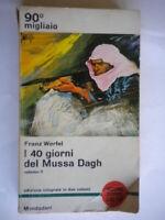 I 40 giorni del Mussa Dagh vol. II 2Werfel franzMondadorilibri pavonearmenia