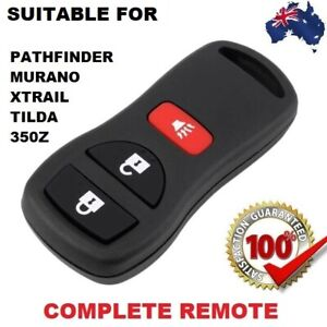 Remote control fob suitable for NISSAN Xtrail Pathfinder Murano Tiida