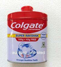 2x Colgate Toothpowder Tooth Powder 150 grams (5.3 oz) Anti cavity Free shipping