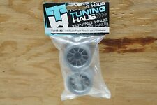 Tuning Haus F1 Foam Front Wheels Gunmetal Foam & Shimizu F104 Rubber Formula 1