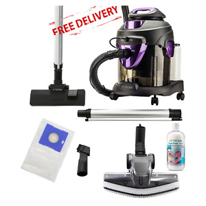 Multifunction Carpet Washer Home Cleaning Wet Dry Vacuum Cleaner Blower 4 In 1
