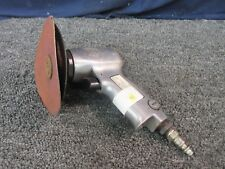 "IR Ingersoll-Rand 317 Air Sander Gun Pneumatic Tool Disc 5"" High Speed Used"