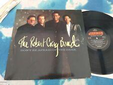 ROBERT CRAY BAND - Don't Be Afraid Of The Dark 1988 UK LP VINYL EXCELLENT