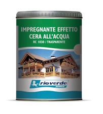 IMPREGNANTE EFFETTO CERA ALL'ACQUA - NOCE RC1330 Rio Verde 2,5 Lt