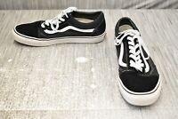 **Vans Old Skool Pro Skate Athletic Shoes, Men's Size 11, Black
