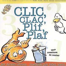 Clic, Clac, Plif, Plaf: Una Aventura de Contar Spanish Edition