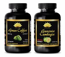 Fat loss fast system - GREEN COFFEE EXTRACT – GARCINIA CAMBOGIA COMBO - garcinia