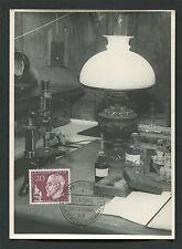 BERLIN MK 1960 191 ROBERT KOCH NOBELPREIS MAXIMUMKARTE MAXIMUM CARD MC CM c9615