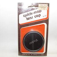 Used Vivitar 52mm Lens Front Cap Made in Hong Kong Slip on Type (unused)