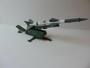 1:72 BUILT & PAINTED RUSSIAN SA-2 SAM