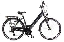 Kawasaki Randonnée E- Vélo Femme Vélos Dames Électrique avec Moteur et Batterie