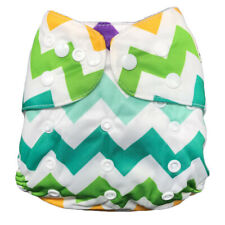 IXYVIA Baby Cloth Diapers Resizable Adjustable Washable Pocket Nappies #5