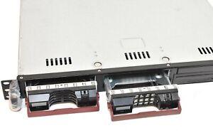 1U Supermicro E3-1230v2 - 811T-260B - 16GB DDR3 - X9SCL-F - 500GB WD - Rails