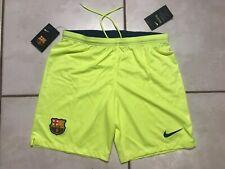 801370b8c NWT NIKE FC Barcelona 2018 2019 Slim Fit Away Shorts Men s Medium