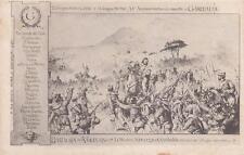 A6969) XX ANNIVERSARIO MORTE DI GARIBALDI, BATTAGLIA DEL VOLTURNO 1860.