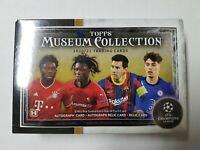 2020-21 Topps UEFA Champions League Museum Collection Soccer Hobby Box