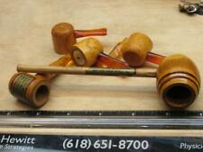 Buescher's Hickory Smoking Pipe Lot  (20E1)