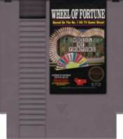 Wheel Of Fortune - NES Nintendo Game