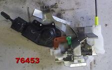 Türschloß hinten links  Peugeot 107  1,0 50/68  EZ: 09.2010 (76453)