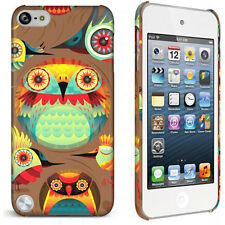 Cygnett Designer Case Cover for iPod Touch 5G 5th Gen - Cute Owl Design NEW