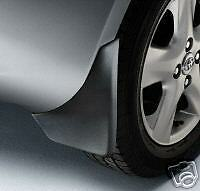 Genuine Toyota Yaris 2006 - 2011 Front Mudflaps Mud Flaps PZ416-B9963-00